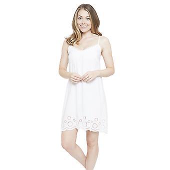 Ella White Night robe pyjama chemise de nuit Cyberjammies 4143 féminin