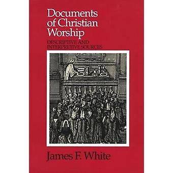 Documenti di Christian Worship di bianco