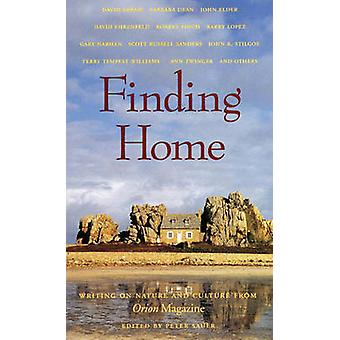 Finding Home by Sauer & Peter H.