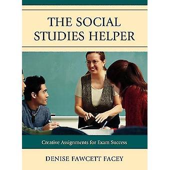 Les études sociales Helper créatif affectations de réussite examen par Fawcett & Denise