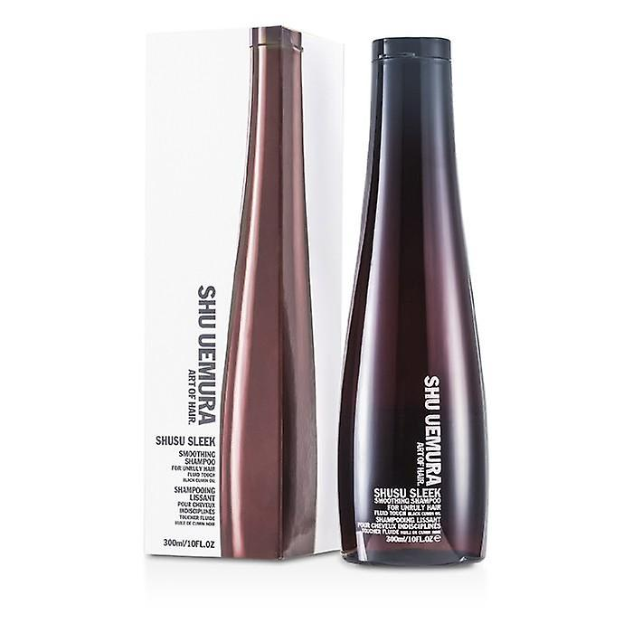 Shu Uemura Shusu Sleek Smoothing Shampoo (unruly Hair) - 300ml/10oz