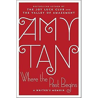 Where the Past Begins - A Writer's Memoir by Amy Tan - 9780062319296 B