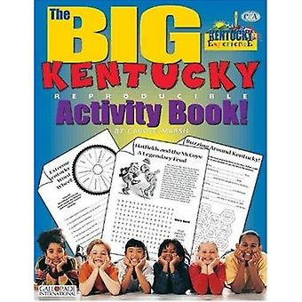 The Big Kentucky Activity Book! by Carole Marsh - 9780793394616 Book