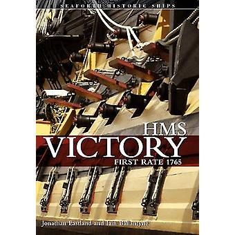 HMS Victory - First-Rate by Jonathan Eastland - 9781848320949 Book