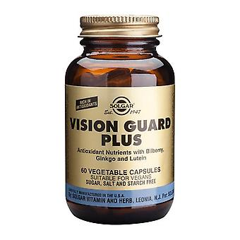 Solgar Vision Guard Plus vegetabilske kapsler, 60