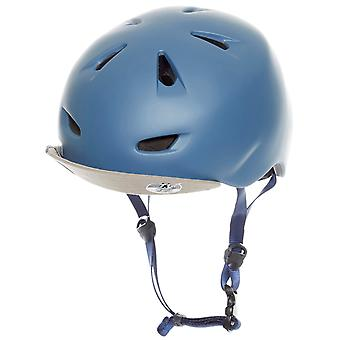 Bern Matte Steel Blue 2018 Brentwood with Flip Visor Cycling Helmet