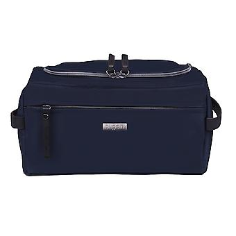 Cosmetici di Bugatti washbag toiletry bag borsa blu 3831
