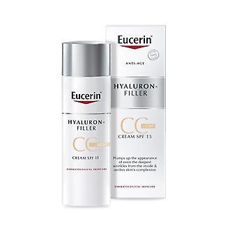 Eucerin Hyaluron-Filler CC Cream Light 50ml