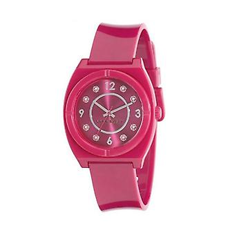 Miss Sixty Vintage Pink Watch R0751110505