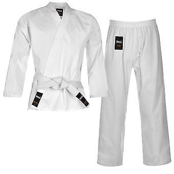 Lonsdale Mens Karate Suit Unisex Adults