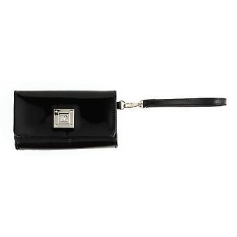Danielle Mini Cosmetics Clutch Bag Makeup Case - Black