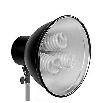 BRESSER MM-12 Lampenhalter 31cm für 3 Lampen