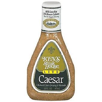 Ken's Steak House Lite Caesar Dressing
