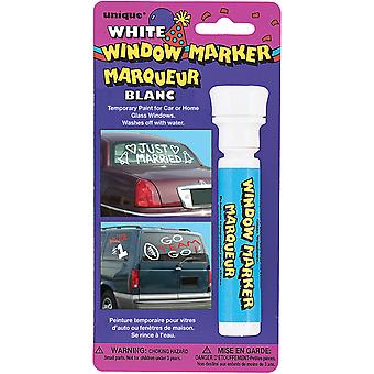 Window Marker Carded White Wmc 91365