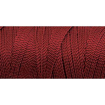Nylon Thread Size 2 275 Yards Burgundy 2 410