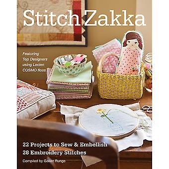 Stash Books Stitch Zakka Sta 57338