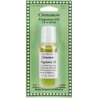 Fragrance Oils 1oz-Cinnamon CBFO-19