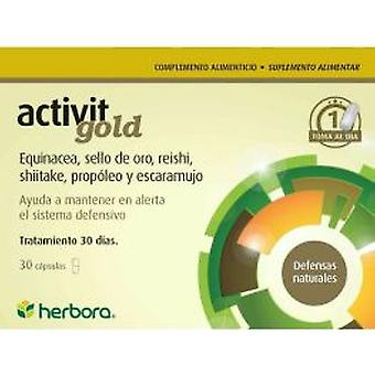 Herbora Gold Activit (Dietetics and nutrition , Allergies)
