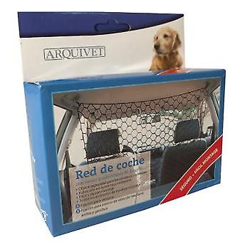 Arquivet Red od car (Dogs , Transport & Travel , Travel & Car Accessories)