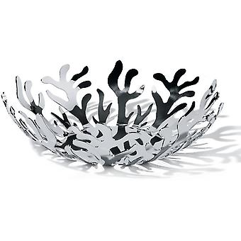 Alessi Mediterraneo Mirror Polished Fruit Bowl
