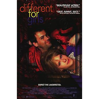 Different for Girls Movie Poster (11 x 17)
