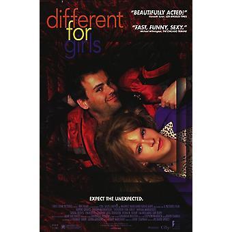 Différente pour l'affiche de film de filles (11 x 17)