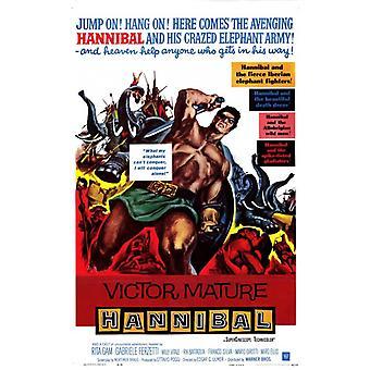 Hannibal Movie Poster Print (27 x 40)