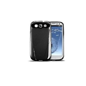iSkin vibes cover for Samsung i9300 Galaxy S3 - gravity (black)