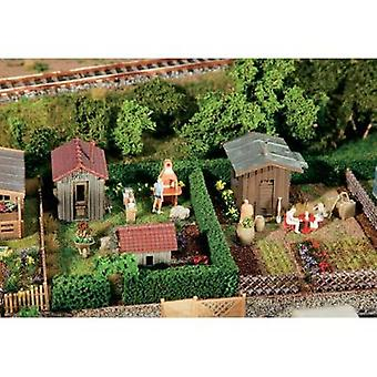 Faller 180494 H0 Allotment and shed