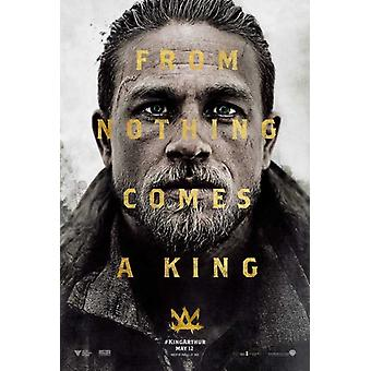 King Arthur Legend of the Sword Movie Poster (27 x 40)