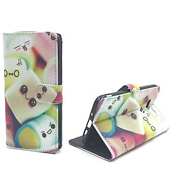 Mobile phone case pouch for cell phone LG G5 marshmallows