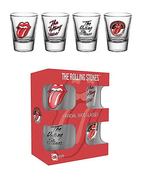 Le pietre di Rolling mescolare bicchierini