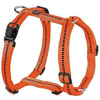 Aprovechar la energía Hunter agarre rápido de Vario Nylon naranja 10 mm X 30-40 cm