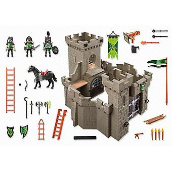 Playmobil 6002 Wolf Knights Fortress