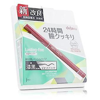 Varig fint blyant Eyeliner - dyb sort - 0.15g/0.005oz
