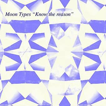 Moon Types - Know the Reason [Vinyl] USA import