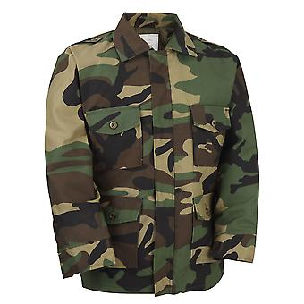 Top Gun Kids Children Combat Military Field Jacket