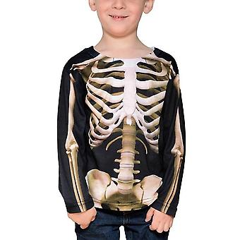 Faux Real Kid's Skeleton T-Shirt