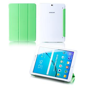 ENKAY smart cover green for Samsung Galaxy tab S2 9.7 SM T810 T815N