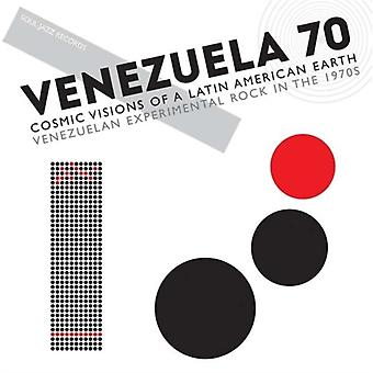 Venezuela 70: Cosmic Visions Of A Latin American Earth - Venezuelan Experimental Rock In The 1970s by Soul Jazz Records Pr