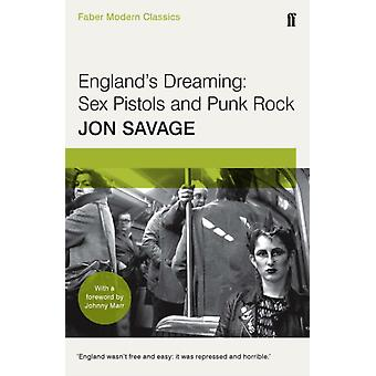 England's Dreaming: Faber Modern Classics (Paperback) by Savage Jon