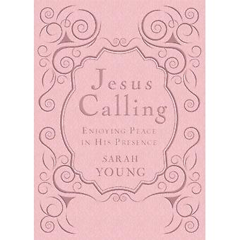 Jesus Calling - Women's Edition (Leather Bound) by Young Sarah