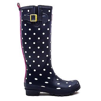 Printnst bleu Joules Welly Print marine