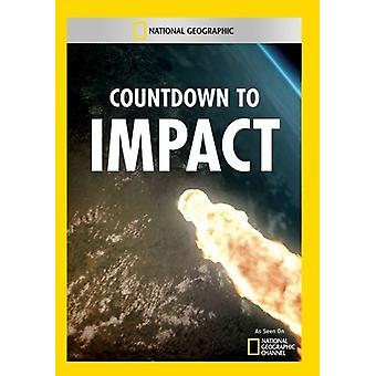 Countdown to Impact [DVD] USA import