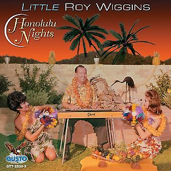 Roy Wiggins - Honolulu Nights [CD] USA import