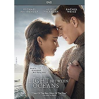 Lys mellem havene [DVD] USA importerer