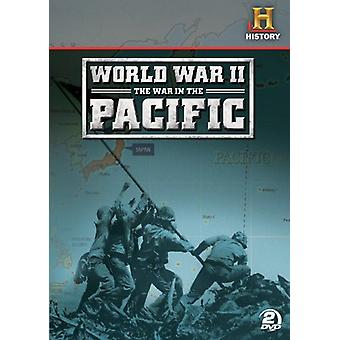 WW2: The War in the Pacific [DVD] USA import