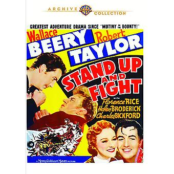 Stand Up & Fight [DVD] USA import