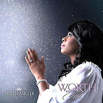 Helen Miller - værd It All [CD] USA import