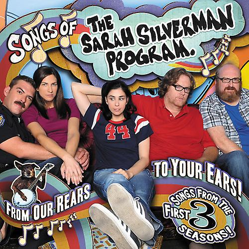 Sarah Silverman Program - Songs of the Sarah Silverman Program: Fr [CD] USA import